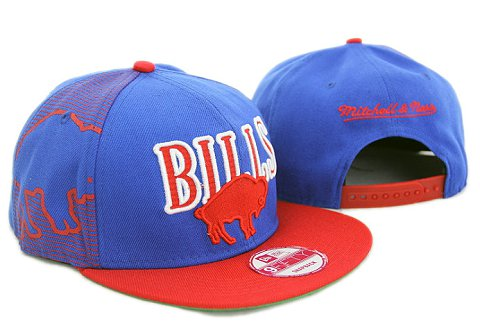 Buffalo Bills NFL Snapback Hat YX242